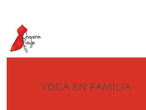 Larunbat honetako Yoga en Familia saioa bertan behera